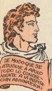 Apolo // Cortes�a de la RevistaDUDA