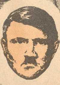 Hitler // Cortes�a de la Revista DUDA