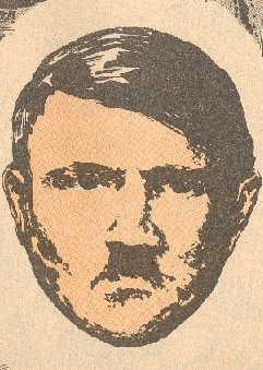 Hitler // Cortes�a de la RevistaDUDA