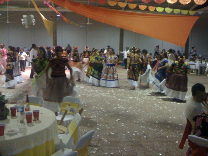 Boda Tradicional en Juchitán, Oaxaca